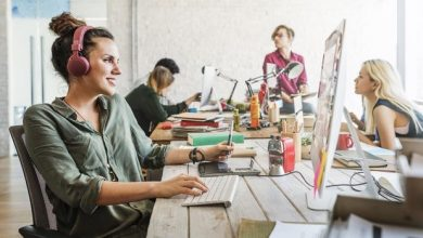 Photo of O fim do home office? Paulistanos trocam casa por espaços moderninhos