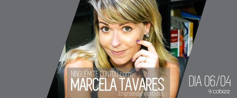 TRAILER - MARCELA TAVARES - NINGUÉM TE CONTOU! S1E5