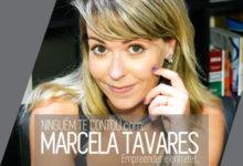 Marcela Tavares – Empreender e Entreter