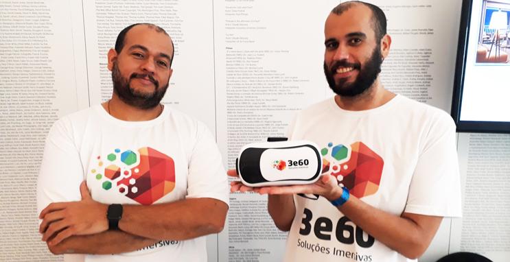 3e60: a realidade virtual otimizando visitas imobiliárias