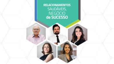 Photo of Palestra: 06/10- Relacionamentos saudáveis, negócio de sucesso.