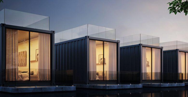 Para os jovens, comprar uma casa container é uma excelente opção