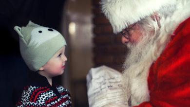 Uma cartinha para o Papai Noel que pode mudar a sua vida