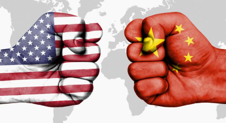 Image result for china e estados unidos guerra comercial