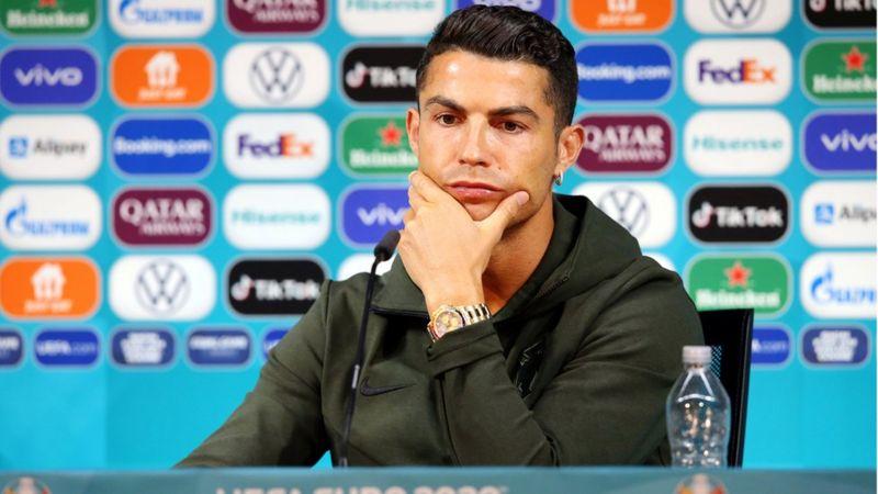 Christiano Ronaldo e Valor de Mercado das Empresas
